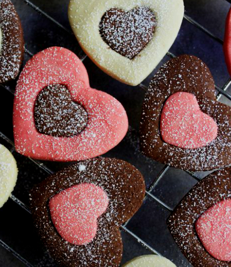 Click through for an easy cookie recipe from Martha Stewart