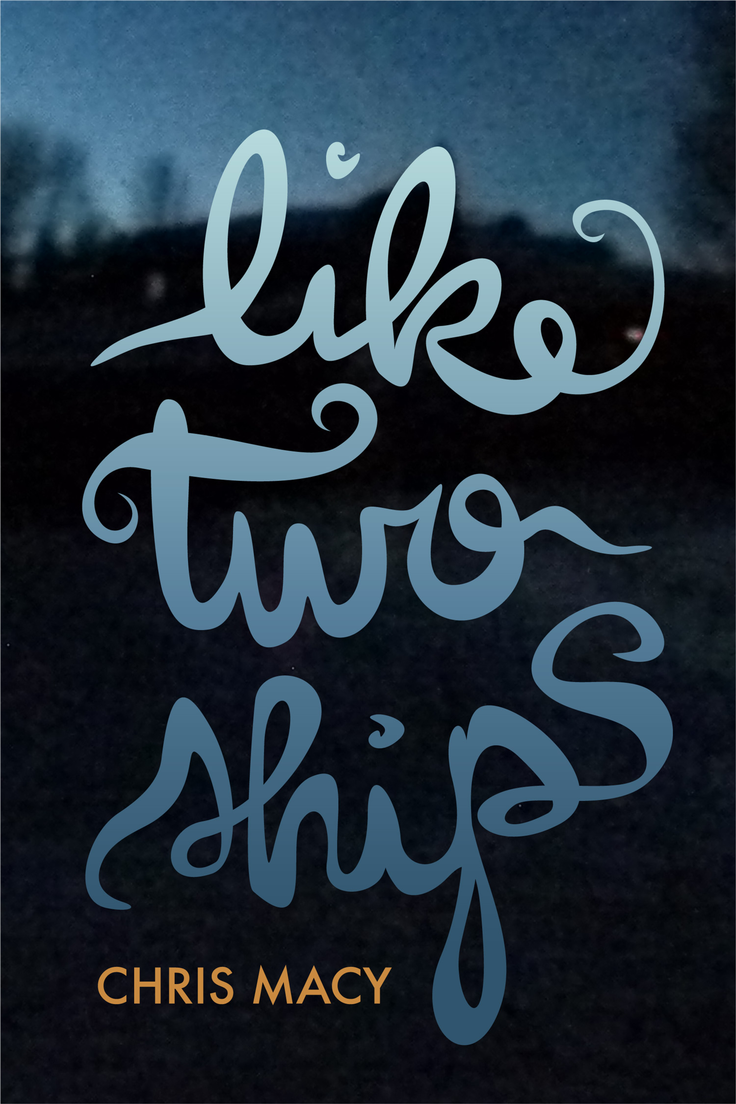 Like two ships text