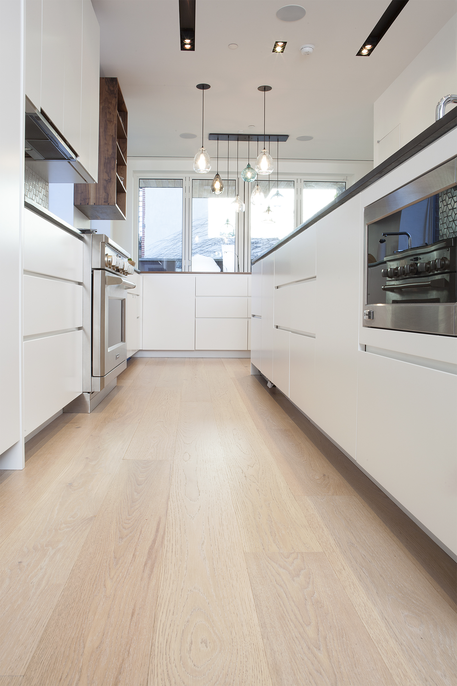 White Oak Wood Flooring Brooklyn