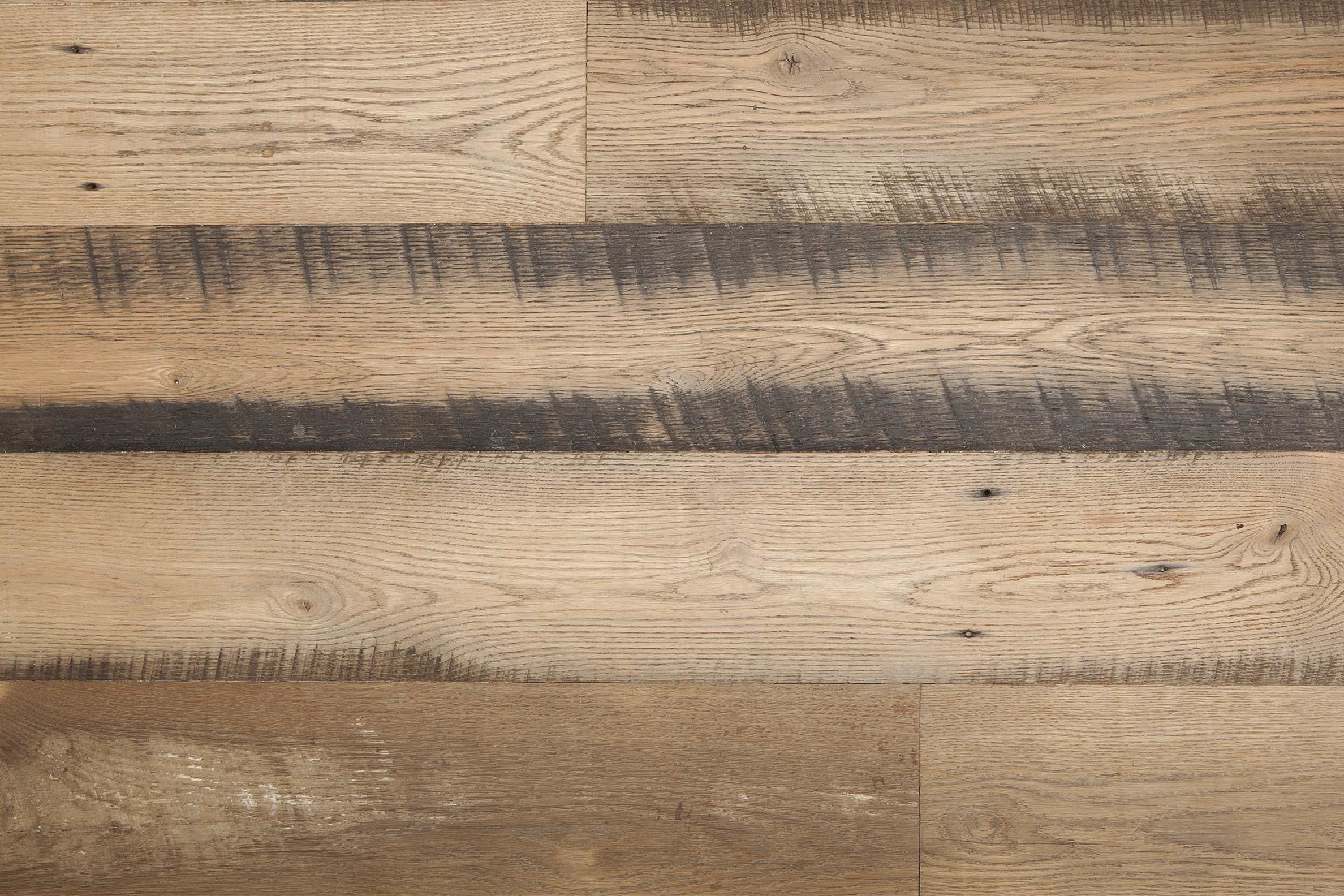 Reclaimed Dairy Barn Oak Flooring