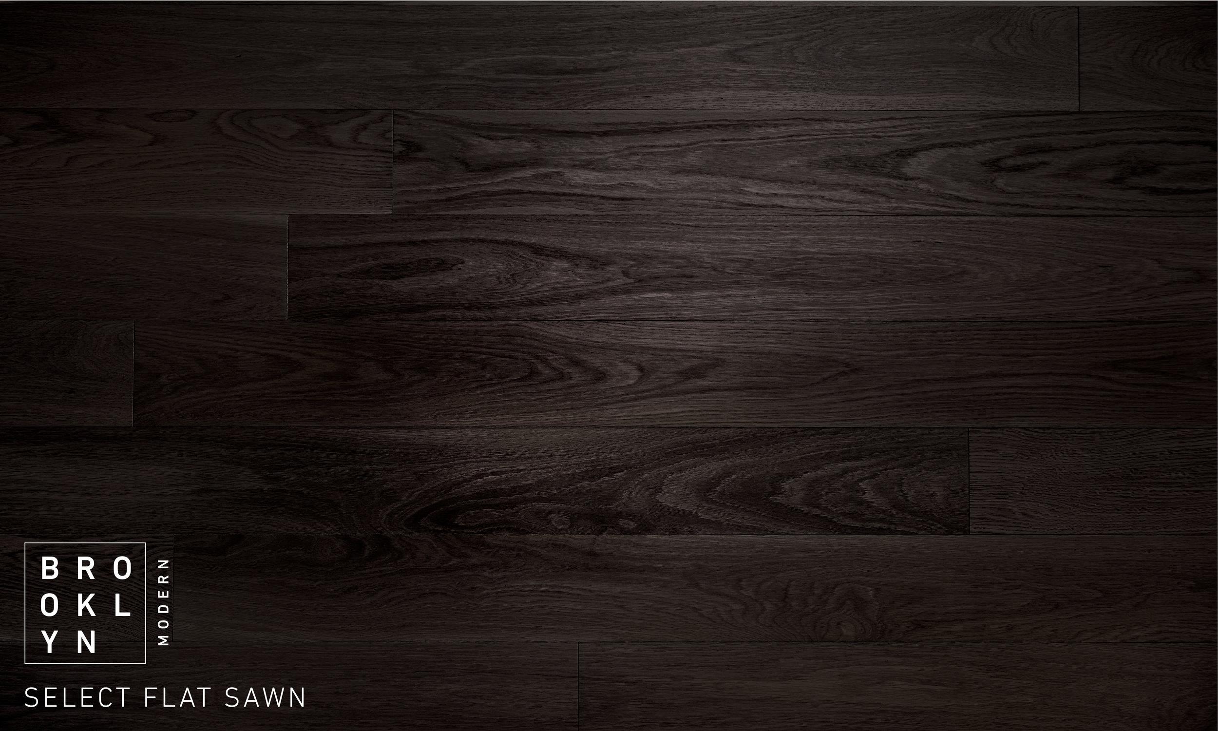 Gravesend Select Flat Sawn
