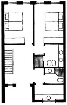 Hovedhus - stueetage