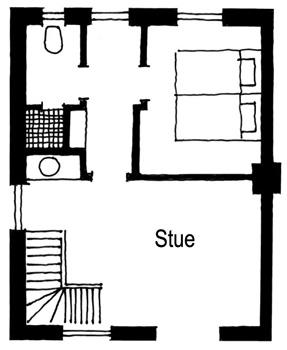 Annex - stueetage