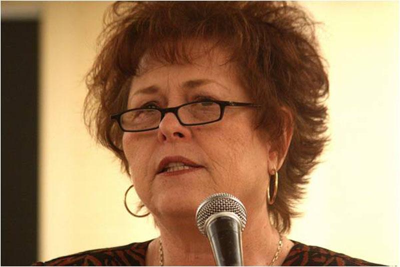 Senator Slyvia Allen (ret.)