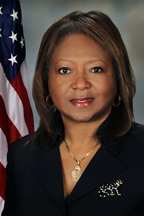 Representative Mary Flowers, Illinois
