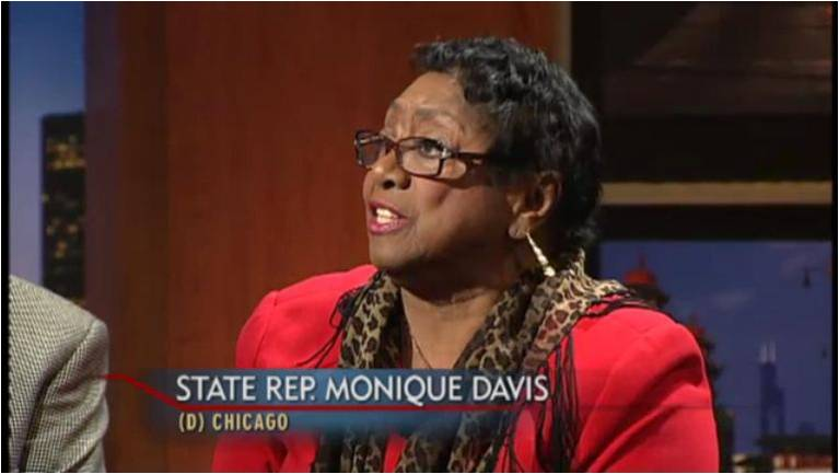 Rep. Monique Davis