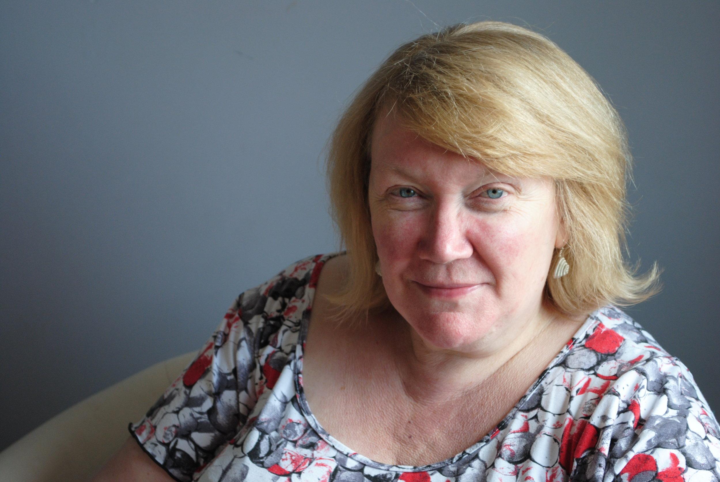 Sue Whitcombe