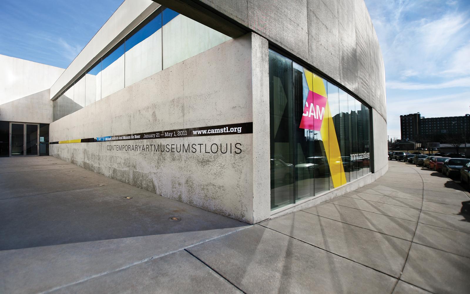 Contemporary art museum: st. Louis, Mo