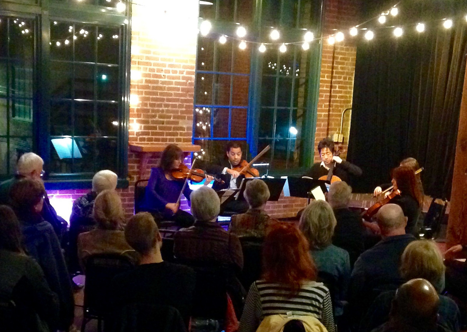 chamber project at the schlafly tap room