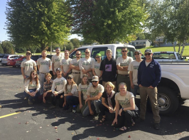 CCMI Crews preparing to leave for Florida for disaster response.