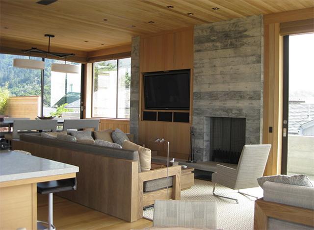 Harlandale Avenue - contemporary - living room - toronto - Pedter A.jpg