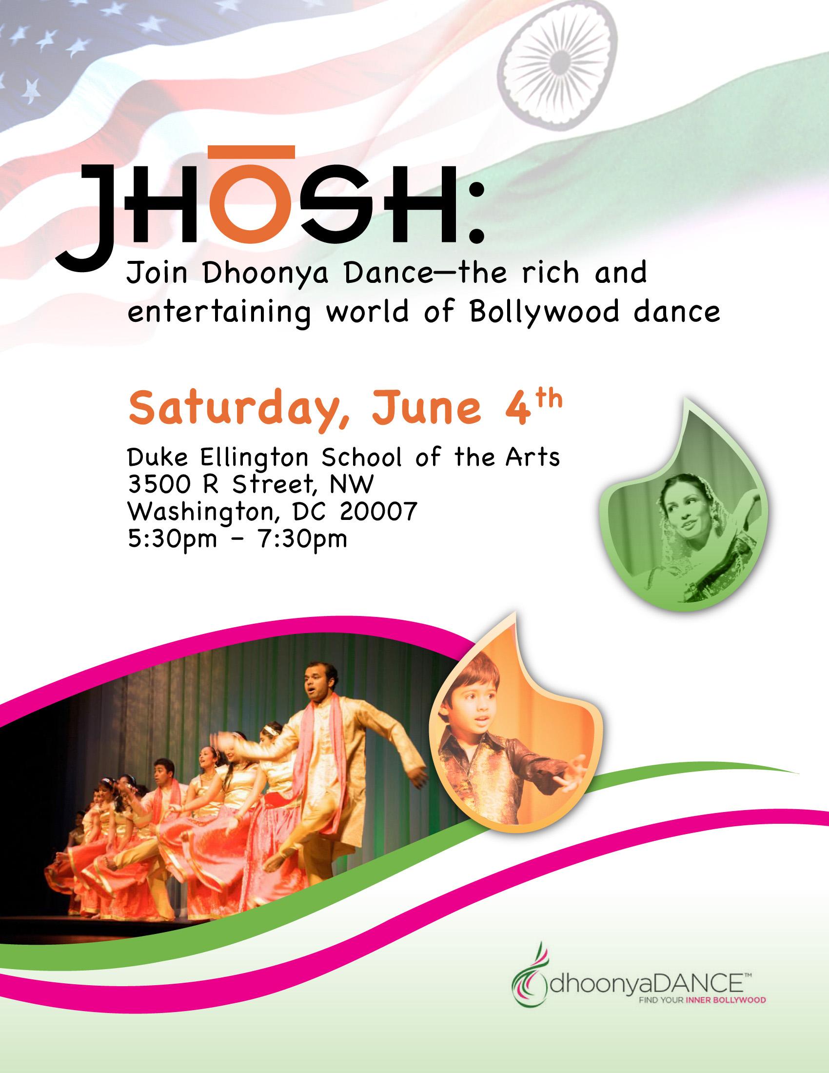 Dhoonya (now Doonya) Poster