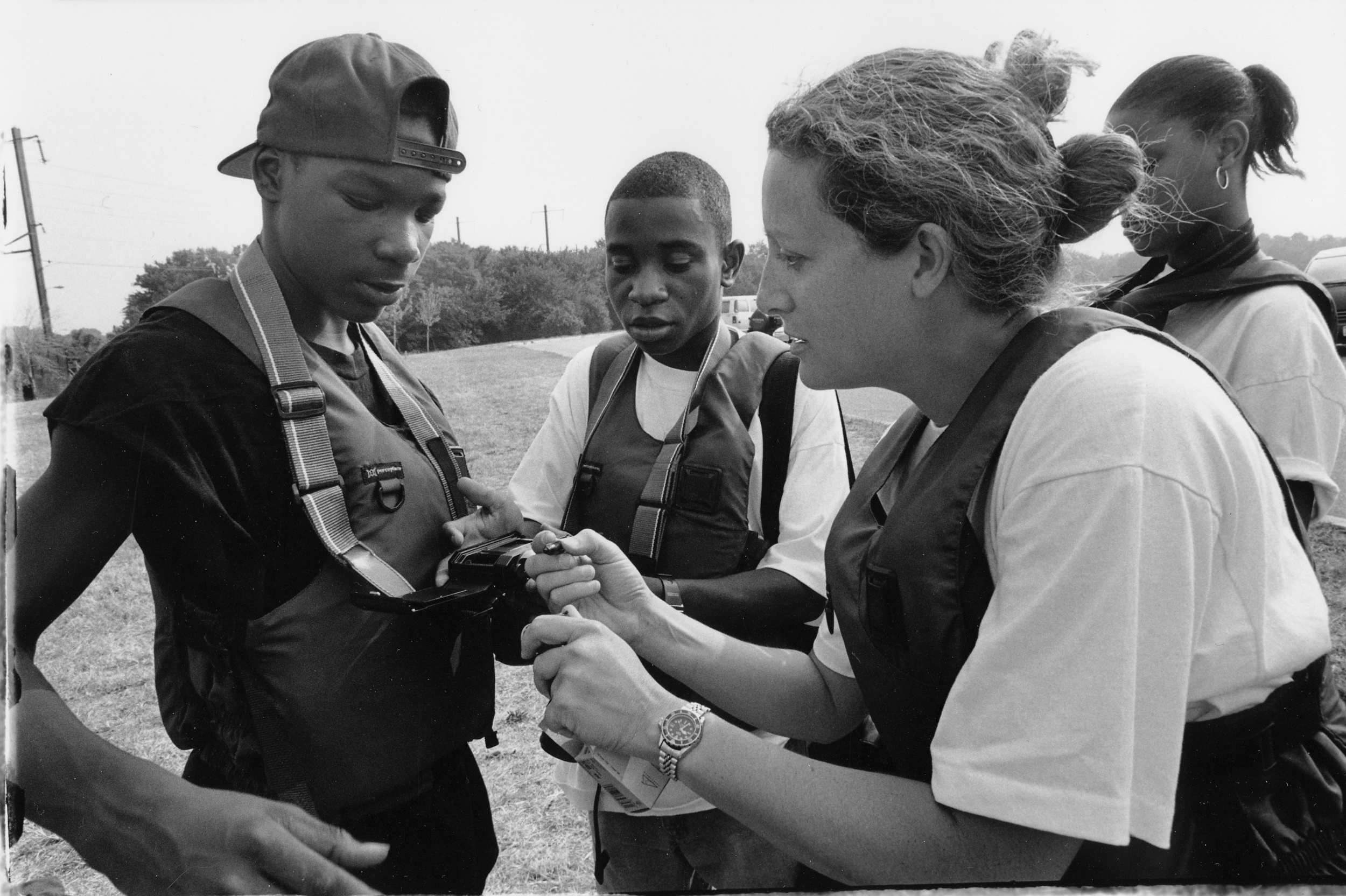 1. Joanne & Kids Anacostia River 1997.jpg