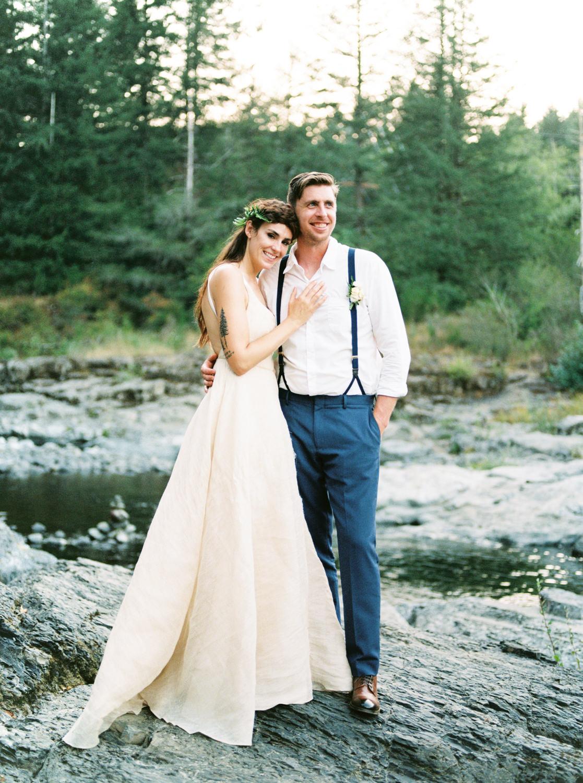 Tillamook Wedding