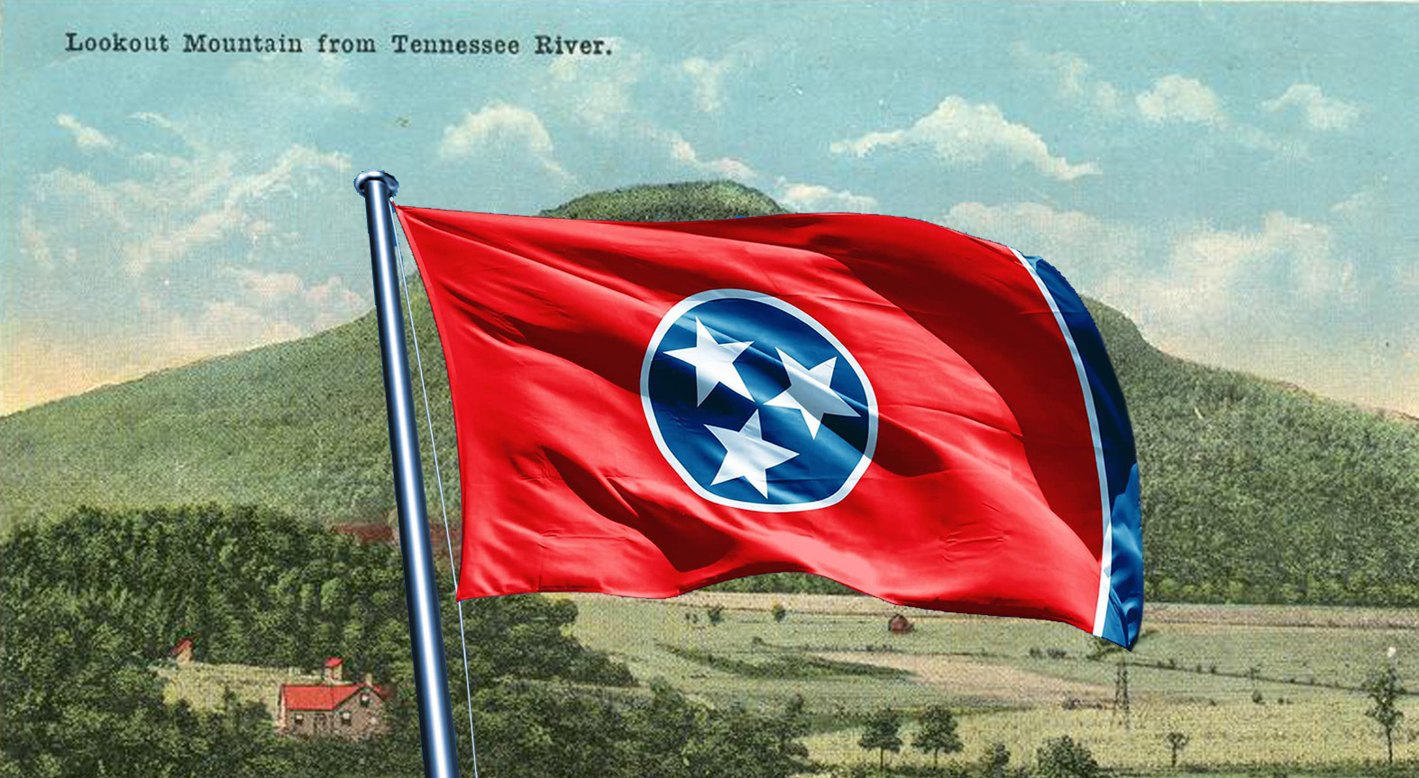 Tennessee proud -