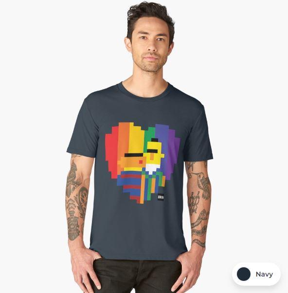 Men's Premium T-Shirt $40.00
