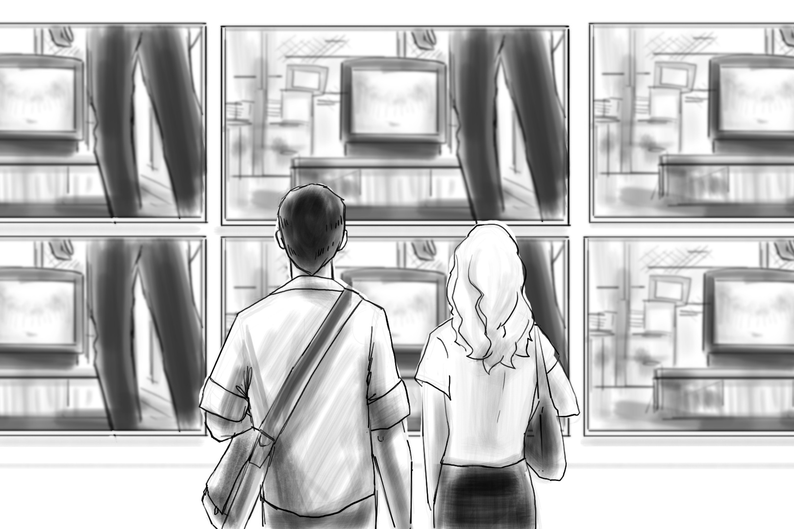 Storyboard Artist     storyboards for live-action commercials, etc. Here's a link    www.BertelsenBoards.com