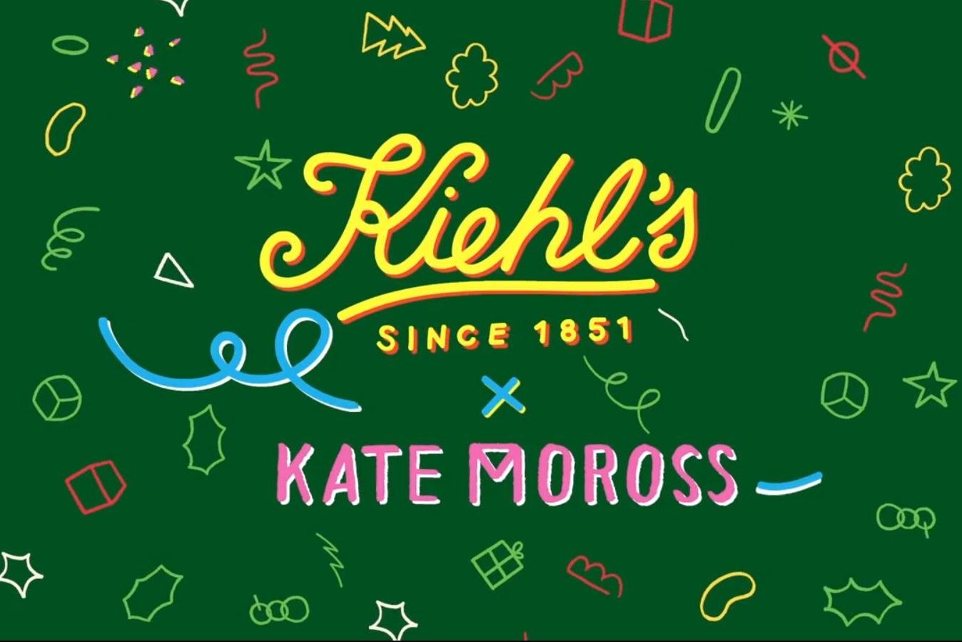 Kiehl's - Storyboard artist/Animator