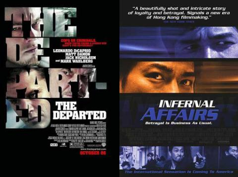 The Departed vs Infernal Affairs