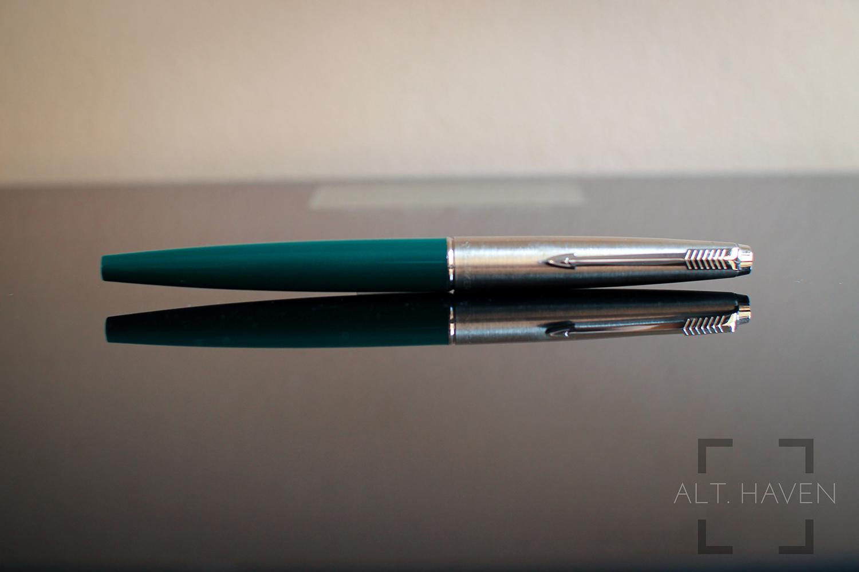 Parker 45 -Blue-Green