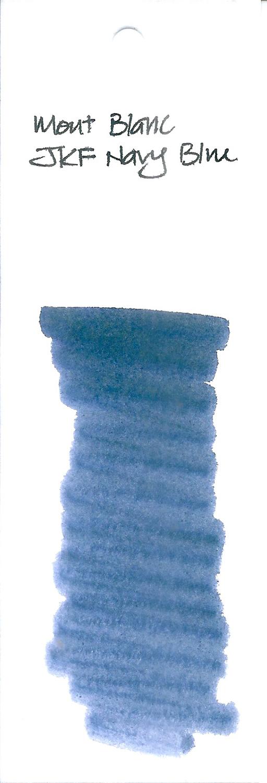 Mont Blanc JKF Navy Blue.jpeg