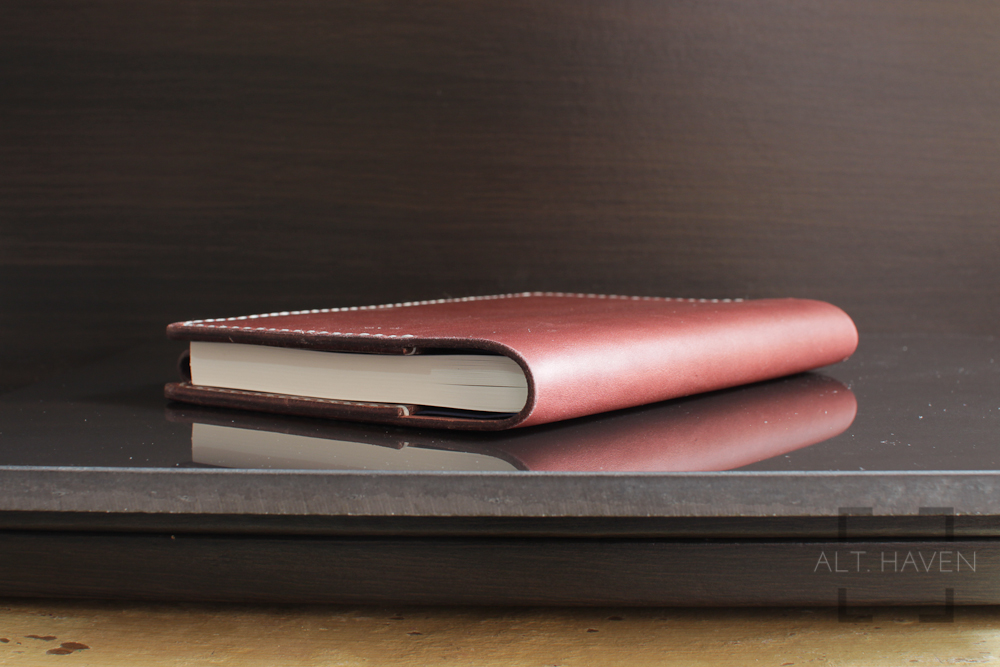 Hobonichi Leather Cover.jpg
