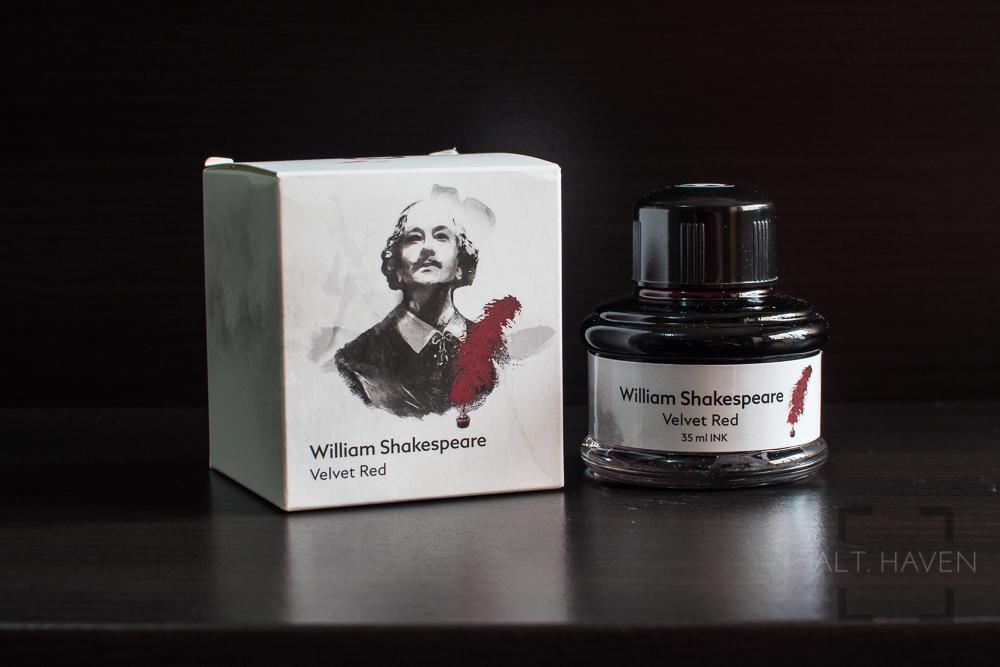 Montblanc William Shakespeare Velvet Red-3.jpg