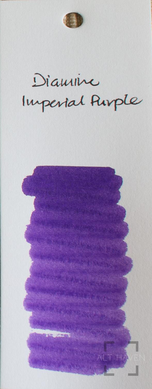 Diamine Imperial Purple.jpg