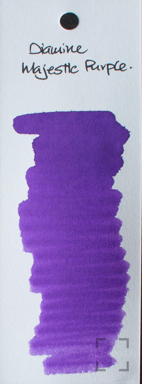 Diamine Majestic Purple.jpg