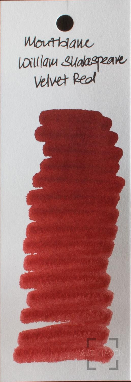 Montblanc William Shakespeare Velvet Red.jpg