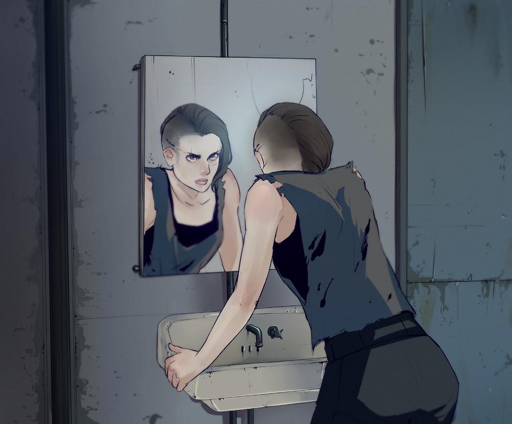 Ryder's Reflection
