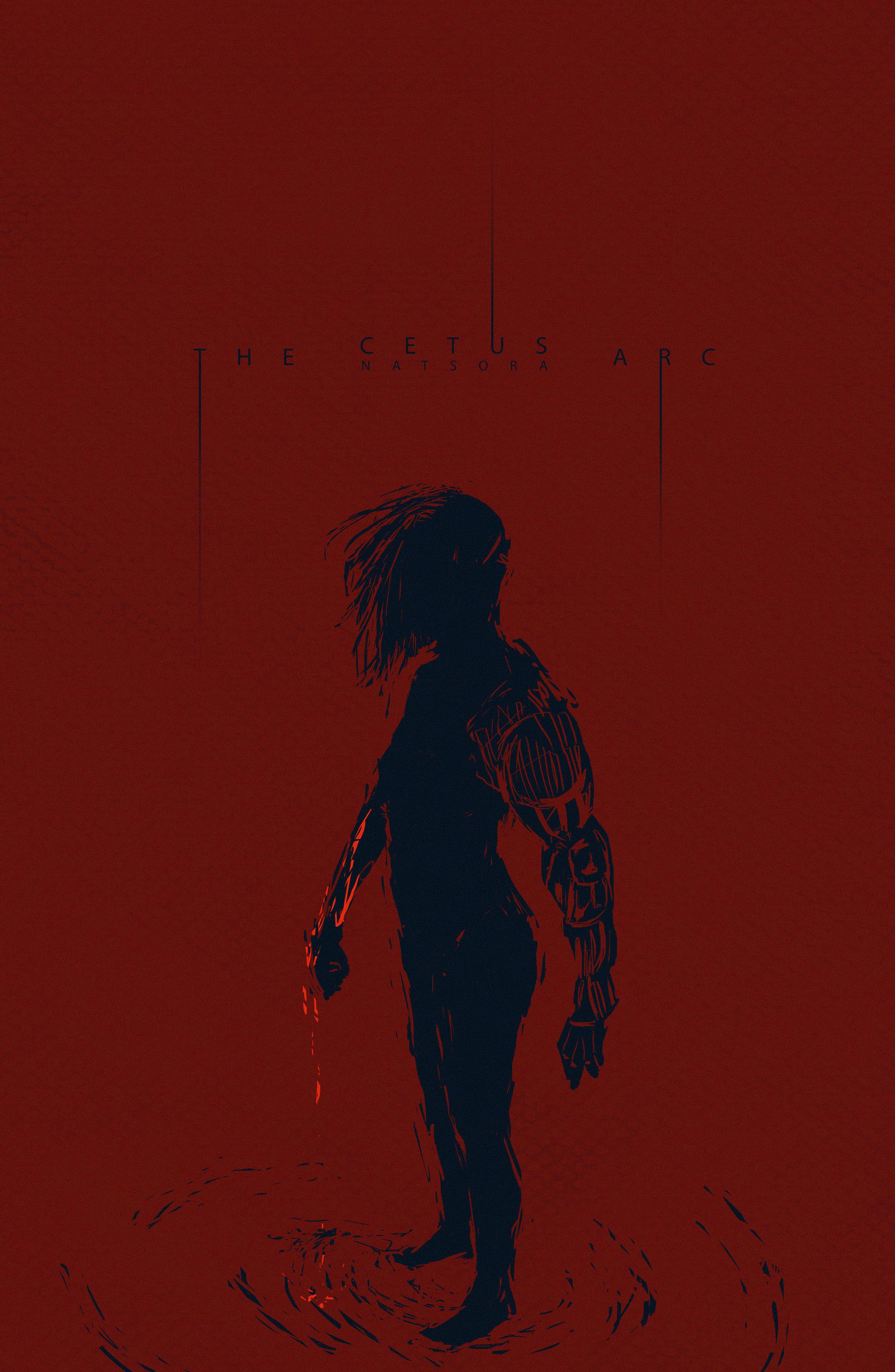 The Cetus Arc - Bleeding Cover