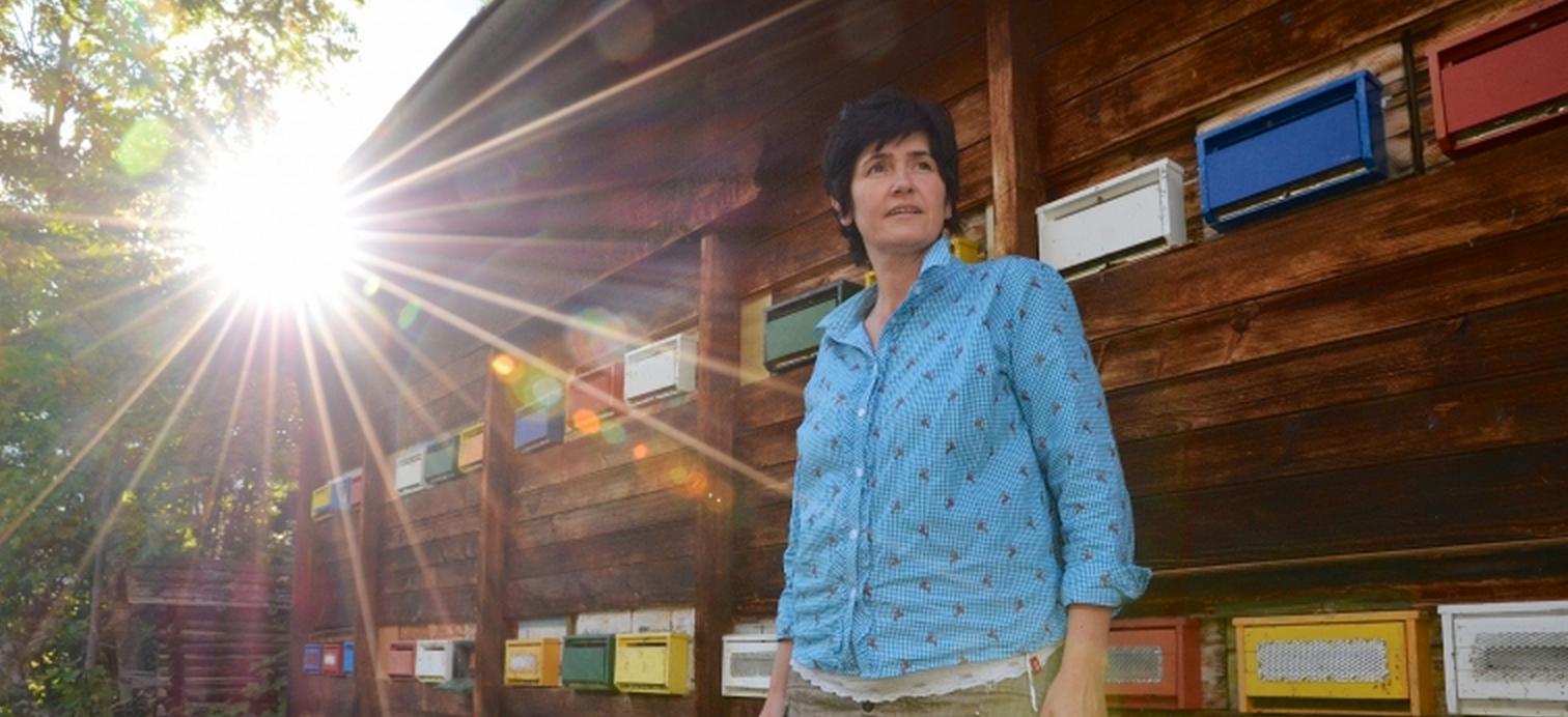 Der zweite Blog über Christa Ritler aus dem Lötschental.
