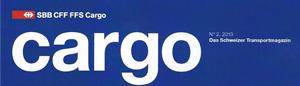Magazin der SBB Cargo