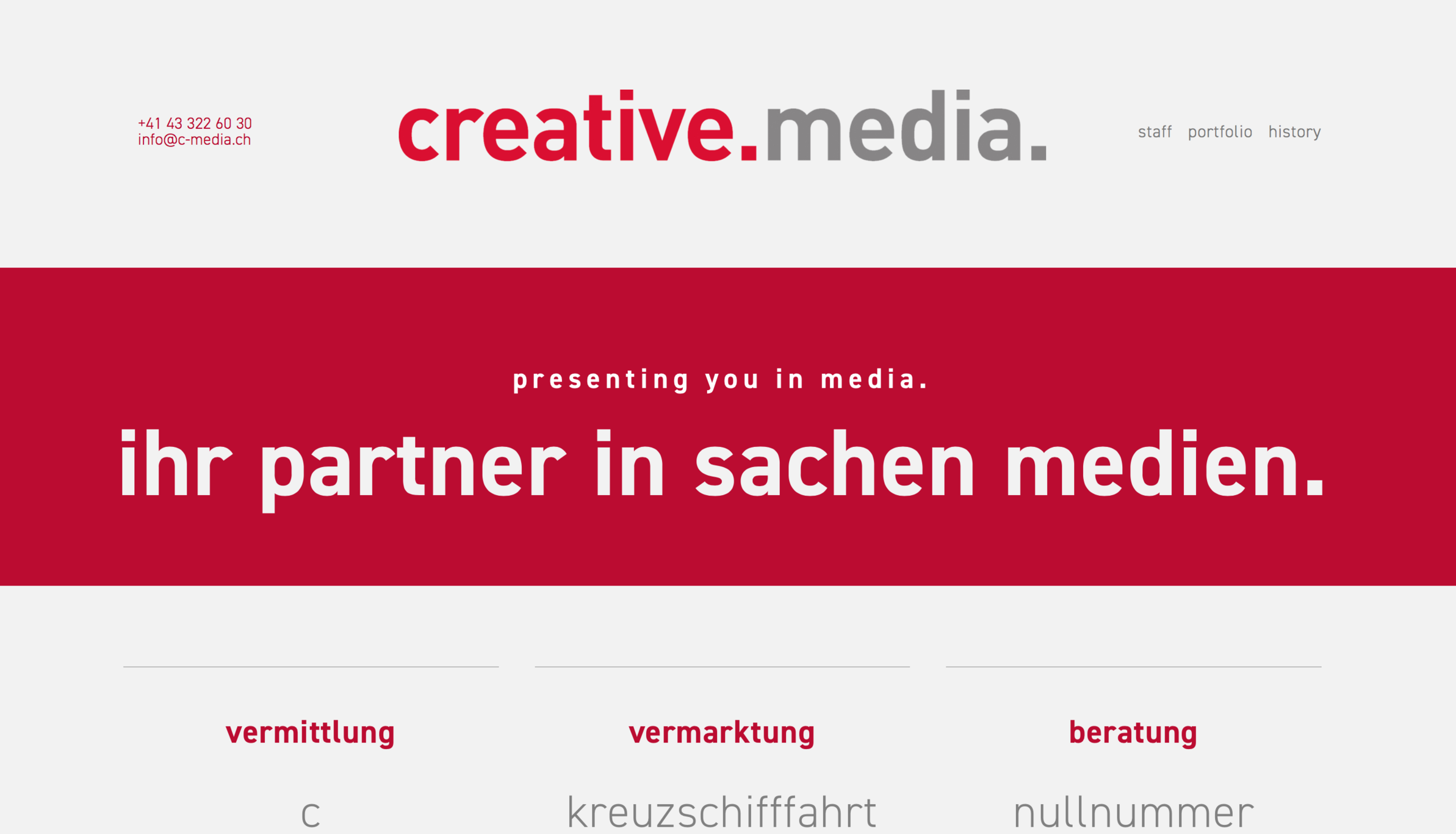 creative media gmbh