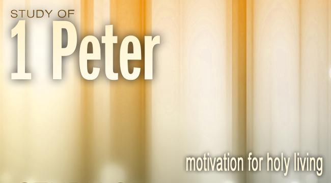 Motivation for Holy Living  September 29th 2013  Pastor Andy Spohrer