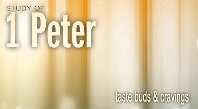 Taste Buds & Cravings  October 6th 2013  Pastor Andy Spohrer