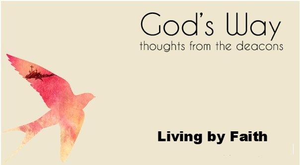 June 1, 2014  Steve Linnell, Deacon  2 Corinthians 4:18-5:10