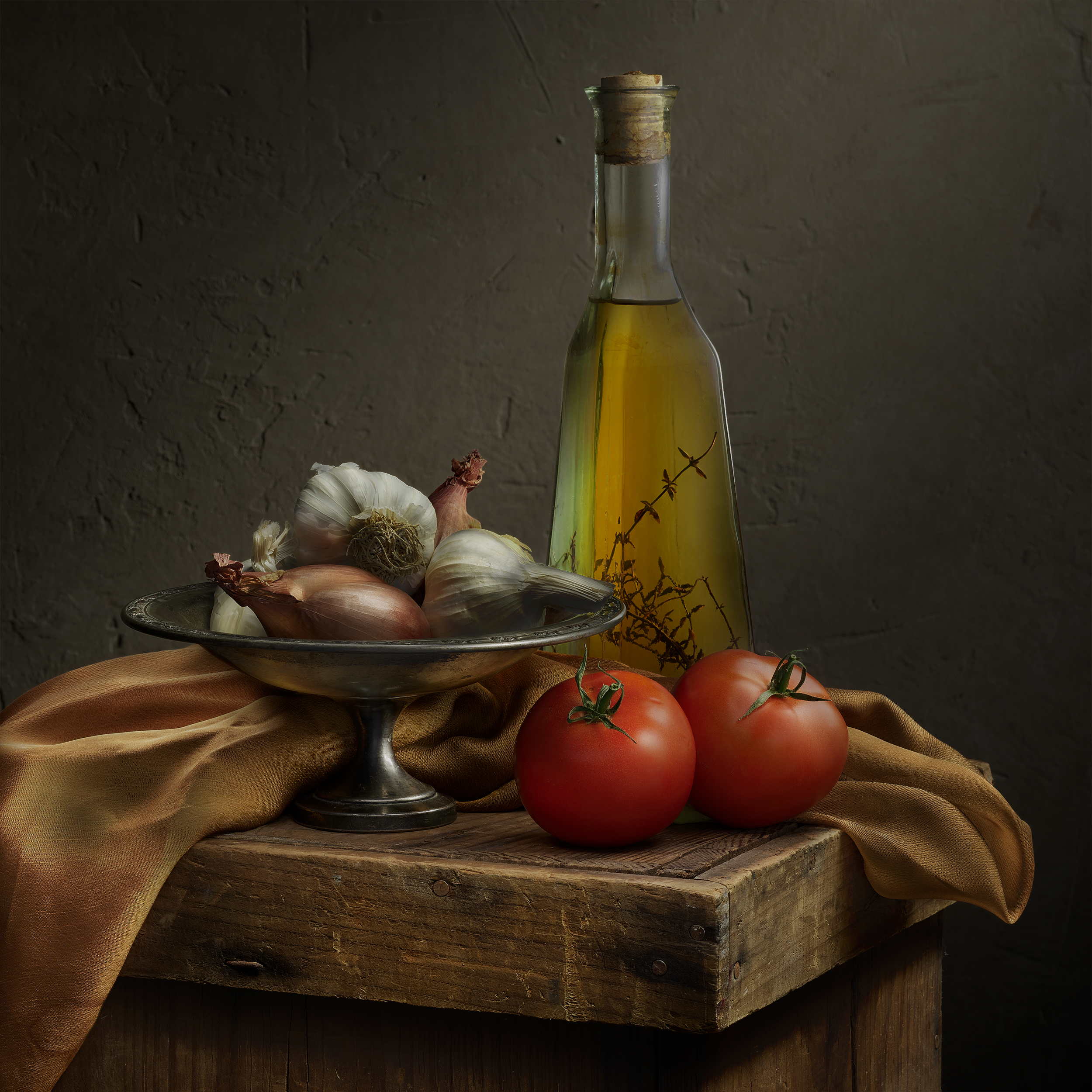 More of a traditional still-life (and a work in progress for the post-production. Copyright 2018, Jason Nicholas)