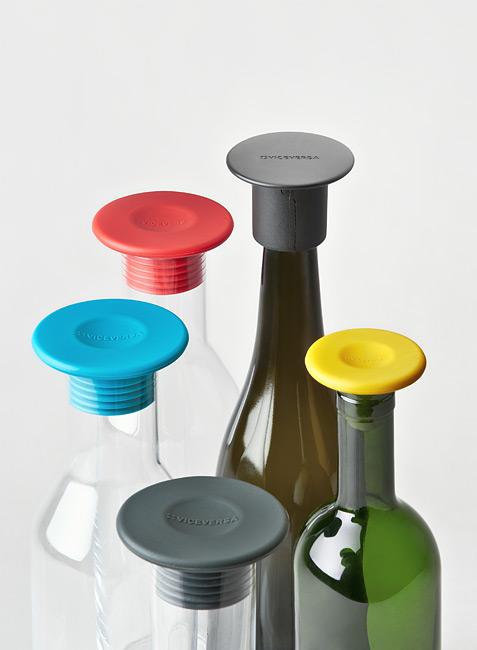 tappi sigillante in silicone, per una perfetta conservazione delle bevande