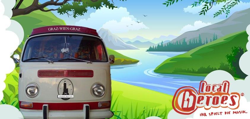 Für alle Grazer  die mitfahren wollen: Es gibt einen Bus, bitte schnell anmelden! Details dazu in unserem Blog .