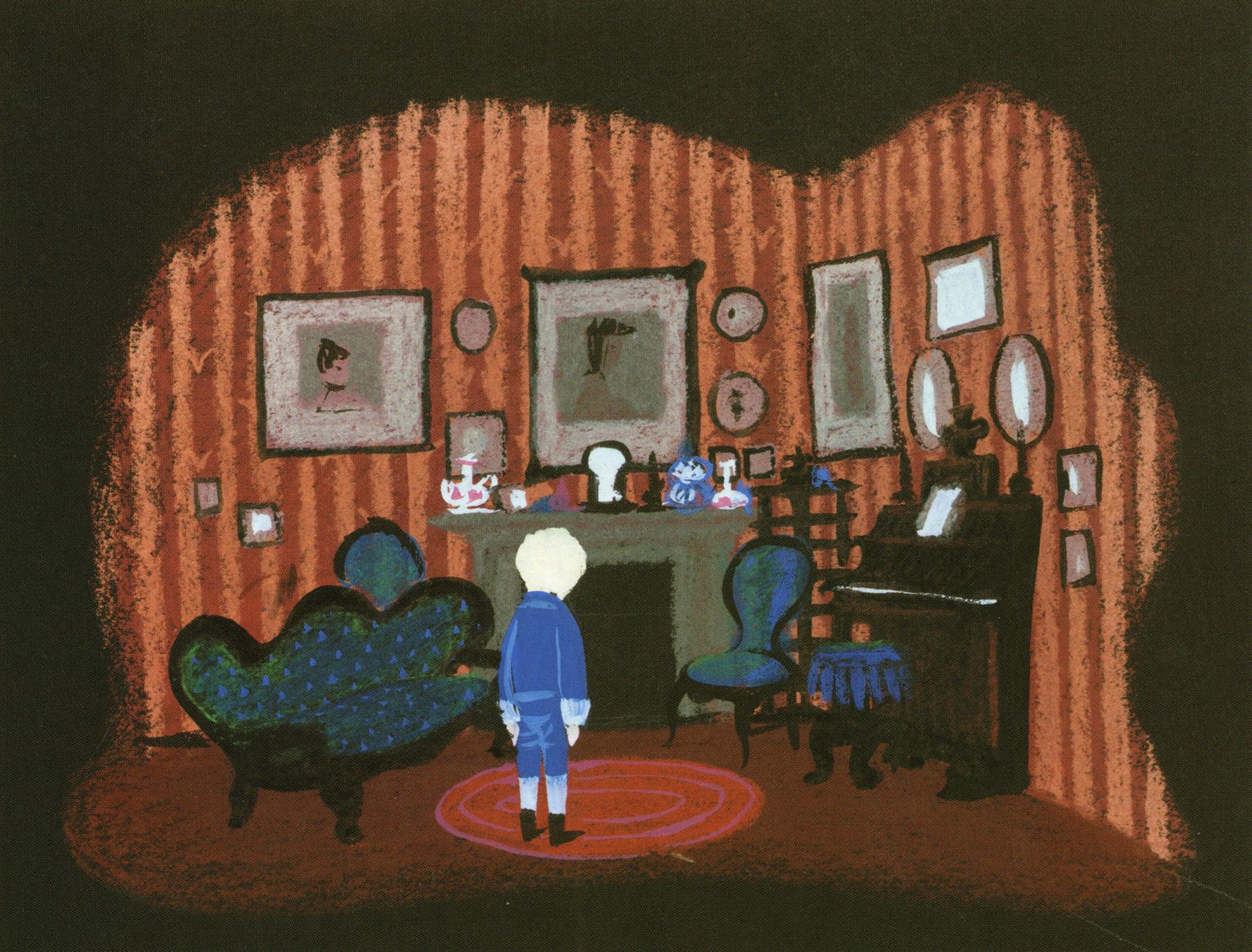 Mary Blair, an other artist I admire