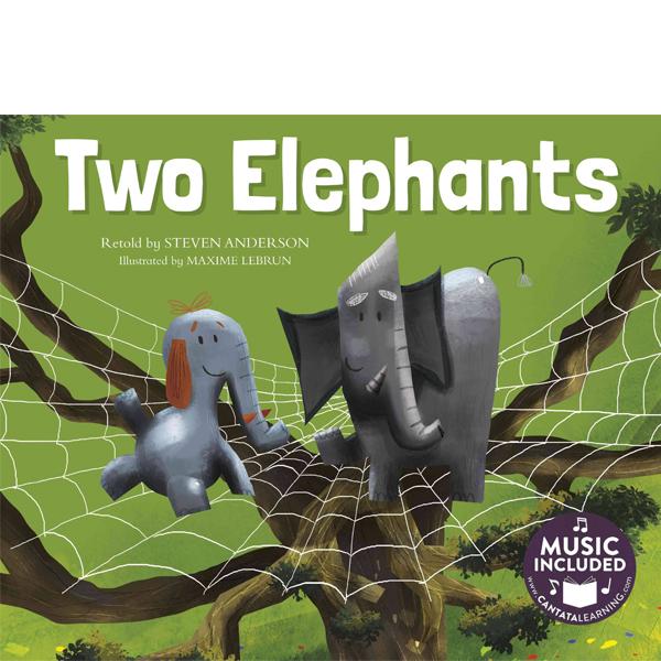 Two Elephants - Cantata Learning