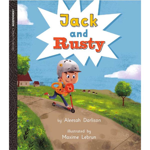 Jack and Rusty - Oxford University Press