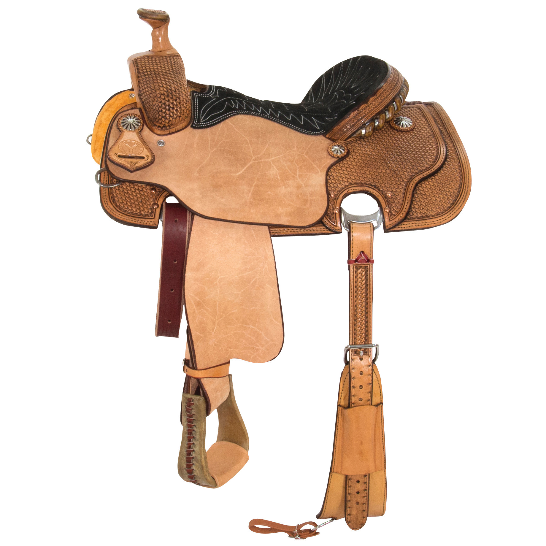 Circle Y - In 1960, Circle Y began manufacturing quality saddles and tack in the small town of Yoakum, Texas. A lot has changed in 54 years, but what hasn't is the pride, craftsmanship, and quality built into each Circle Y saddle and the commitment to make it even better tomorrow.