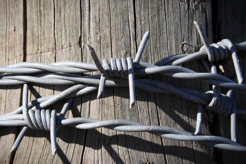 Barb Wire - Stay-Tuff • OK Brand