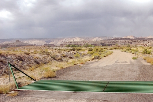 Cattle Guards - Powder River
