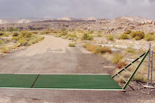 Cattle Guards -