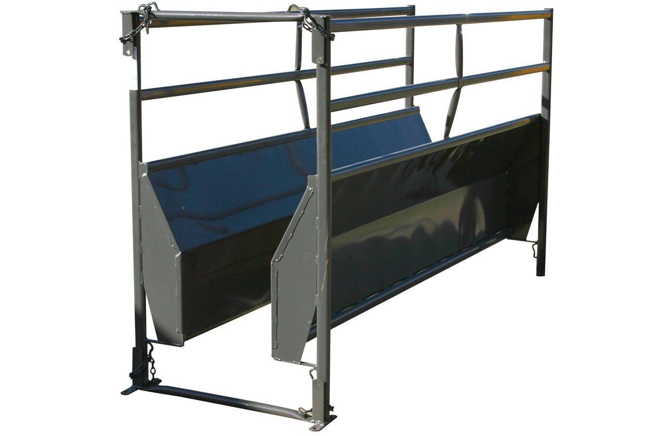 Steer Alley Panels -