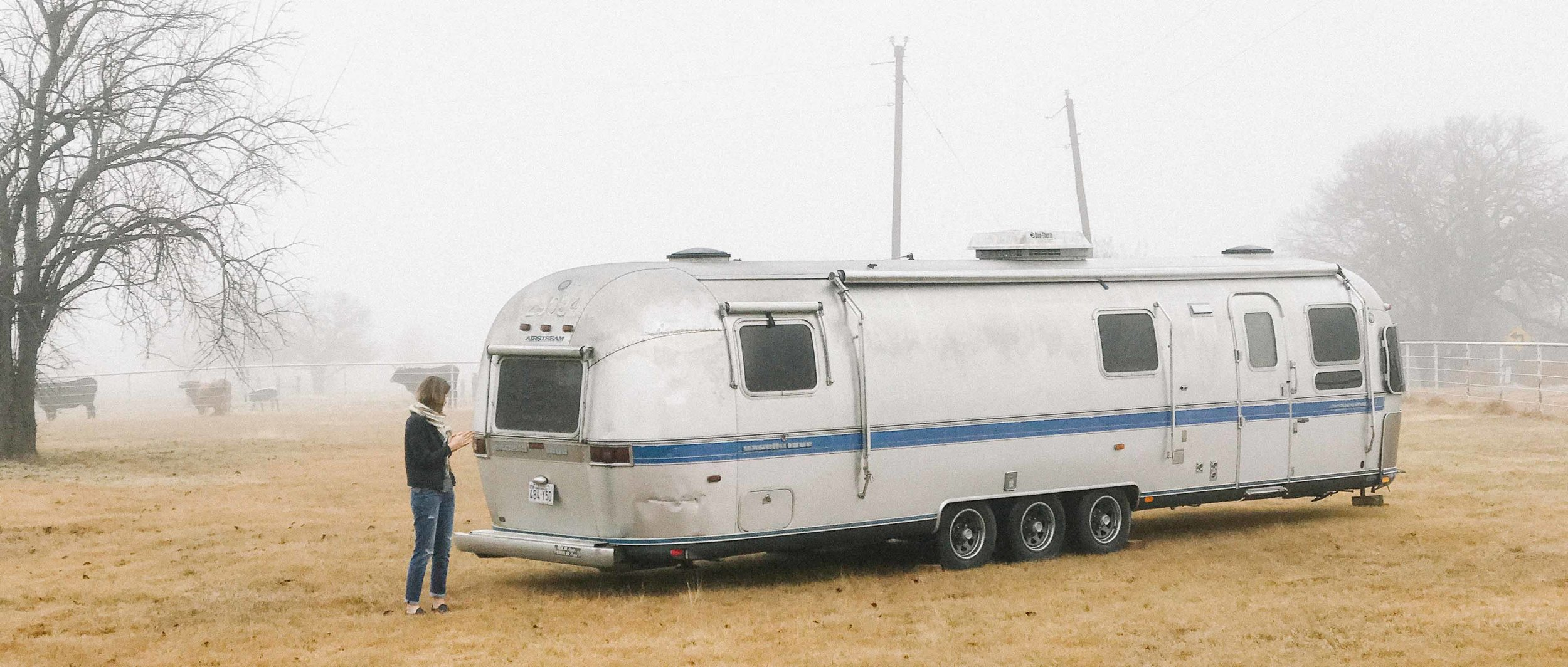 Our New 1990 34-foot Airstream Excella 1000